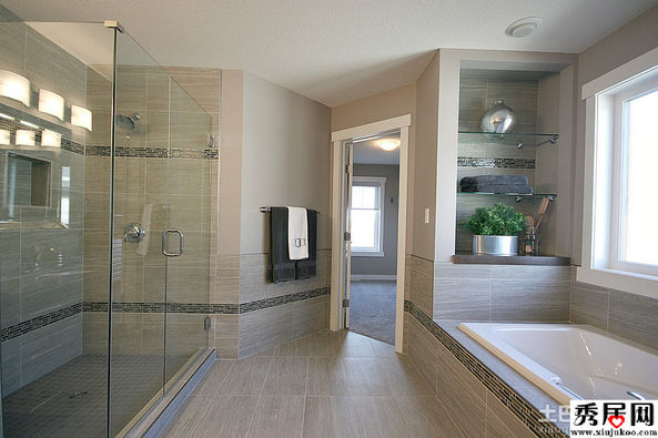 6 6 for Show home bathrooms